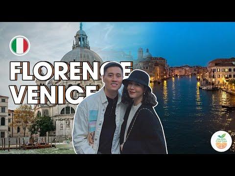 Mình đã đến được thành phố lãng mạn nhất thế giới - Italia như thế nào Vlog 141