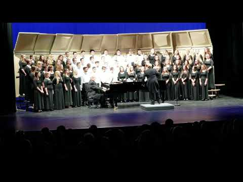 Selections from Frozen :: Howards Grove High School Sounds of the Season
