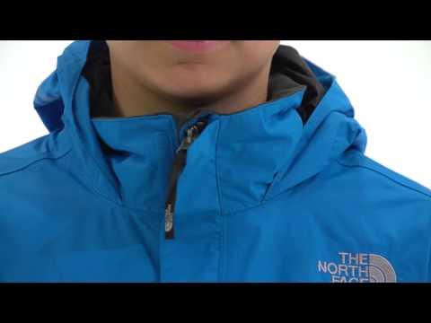 b5167ed50 The North Face Boys' Resolve Jacket - YouTube
