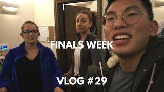 FINALS WEEK AT PRINCETON - VLOG 29