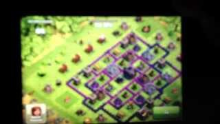 Let's play clash of clans #006/ kristall liga und Mein clan hat die 13.000 pokis
