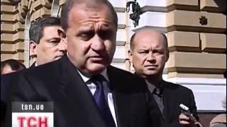Провальна операція одеського Беркута 28 вересня 2011