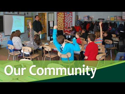 Bridge Presentation at Sharp Elementary School in Cherry Hill, NJ - STEM Education