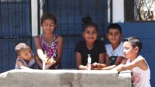 Salinas Grandes School water project