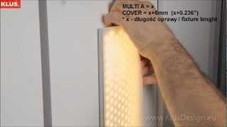 Светодиодный светильник своими руками LED profile system(, 2013-01-30T12:54:26.000Z)