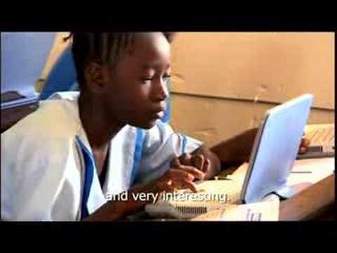 Nigeria Classmate PC Pilot
