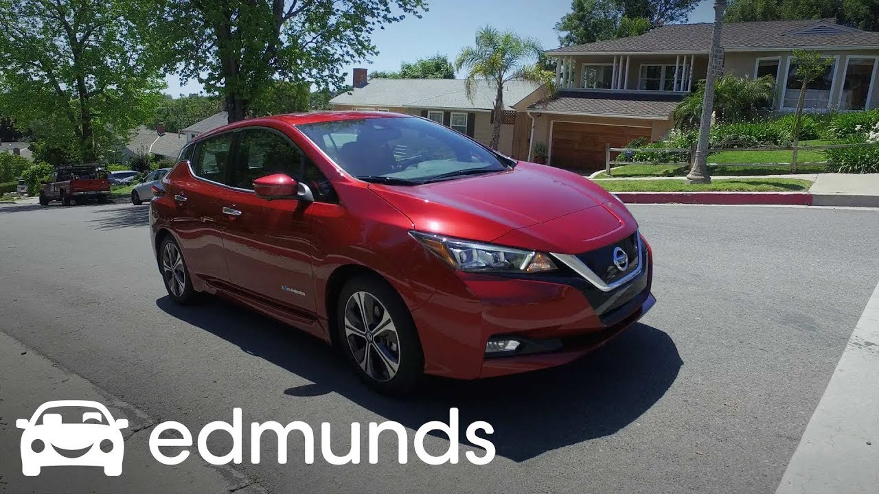 Is The 2018 Nissan Leaf Best Ev Out There Model Review Edmunds