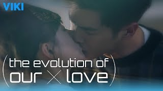 The Evolution of Our Love - EP39 | Dream Kiss or Real Kiss?! [Eng Sub]
