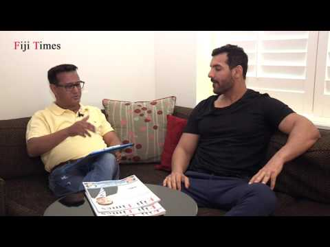 #JohnAbraham in conversation with Navniit S Anand in Sydney, Australia   #JohnAbraham share