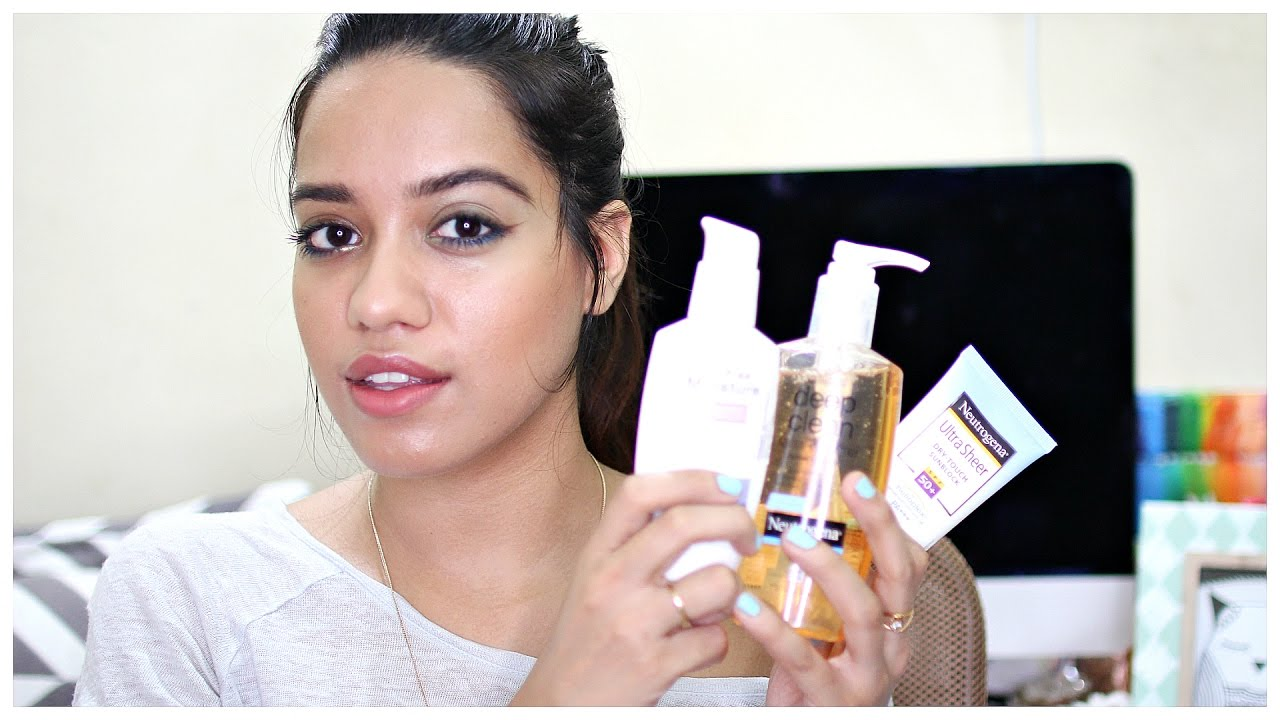 Neutrogena Skin Care Review | Affordable Skincare for College