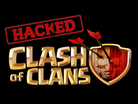 CLASH OF CLANS HACKED!  