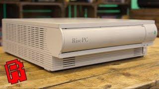 RISCy Business - The Acorn RiscPC - ARM in a desktop