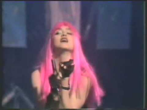 "The Infamous Madonna ""Pink Wig"" Incident"