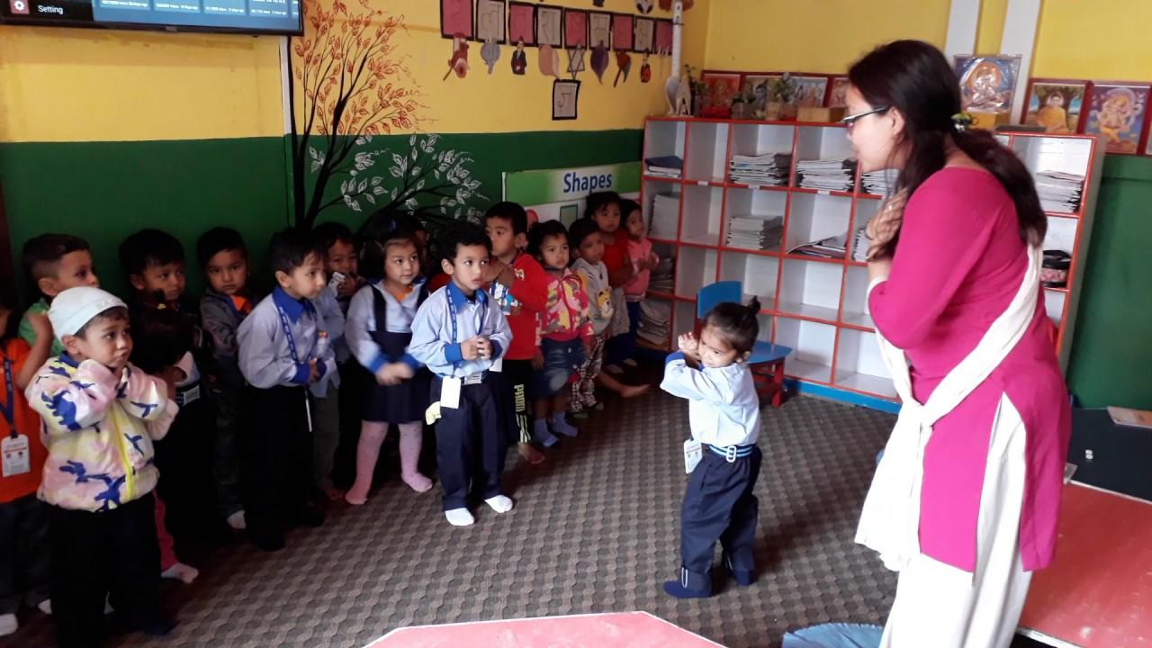 Class Nursery Activity