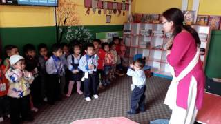 Class Nursery Activity