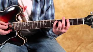 How to play Plush by Stone Temple Pilots