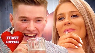 We Love How Lewis' Date Ended! | First Dates