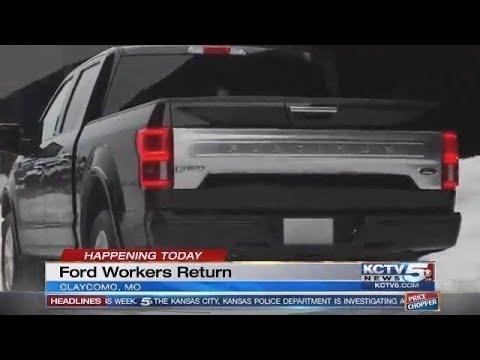 Ford Motor Company Claycomo Mo Impremedia Net