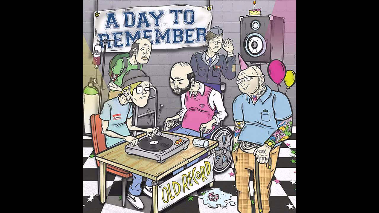 A Day To Remember - Old Record (FULL ALBUM) - YouTube A Day To Remember Albums
