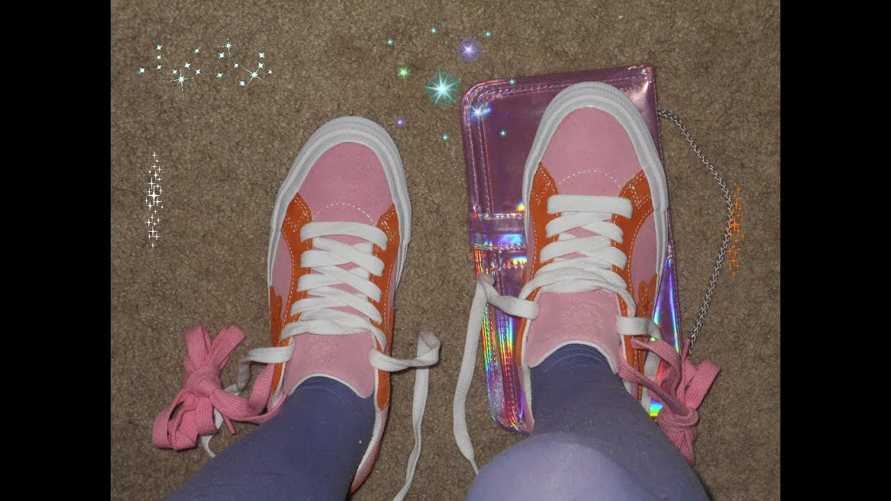 Pink Orange Golf Le Fleur Unboxing And Review Youtube
