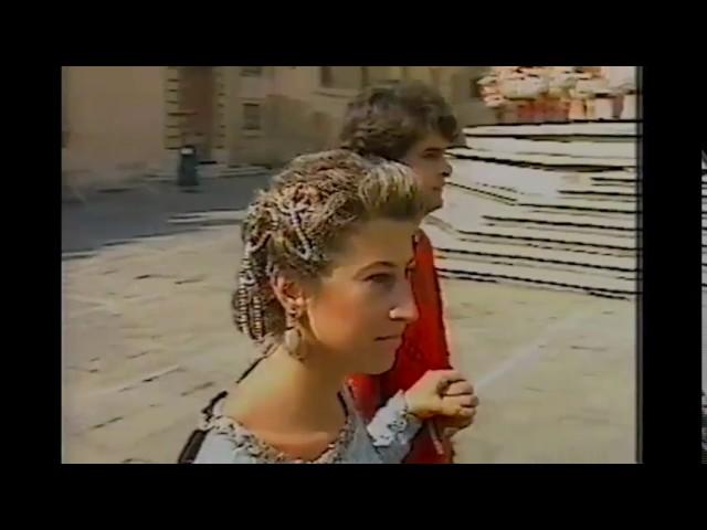 80a Giostra del Saracino 8 settembre 1991 - RAIUNO