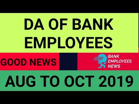 da-from-august-to-october-for-bank-employees