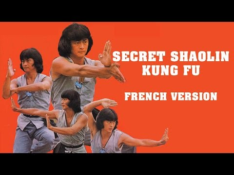 Wu Tang Collection - SECRET SHAOLIN KUNG FU FRENCH VERSION