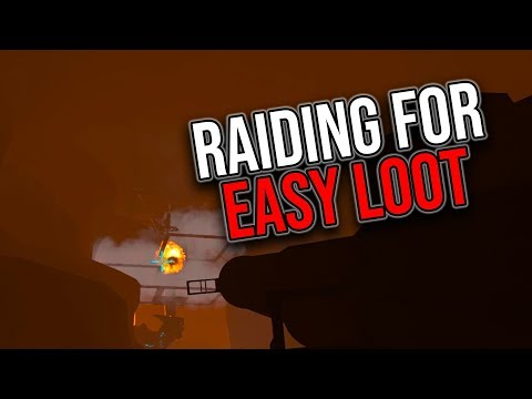 EASY RAID FOR EASY PROFIT | ARK Small Tribes Official PvP