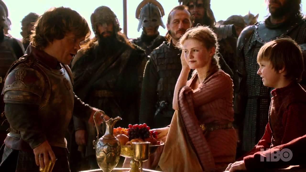 Season 2 Episode 1 Clip Joffreys Nameday