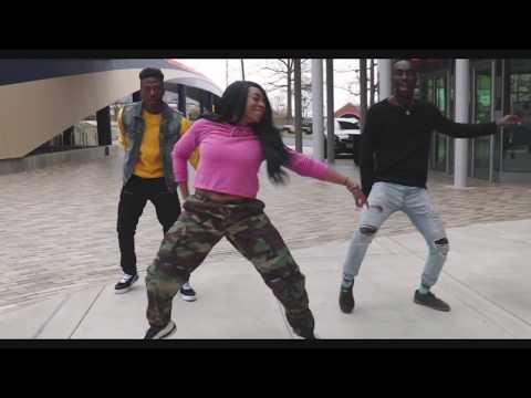 Mr Eazi   Pour Me Water (Official Dance video)