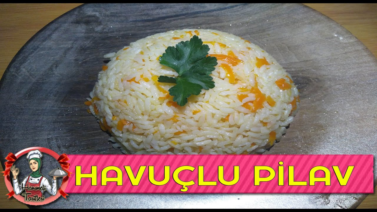Nefis Tane Tane Havuçlu Pilav Tarifi - Hanımeli Tarifleri