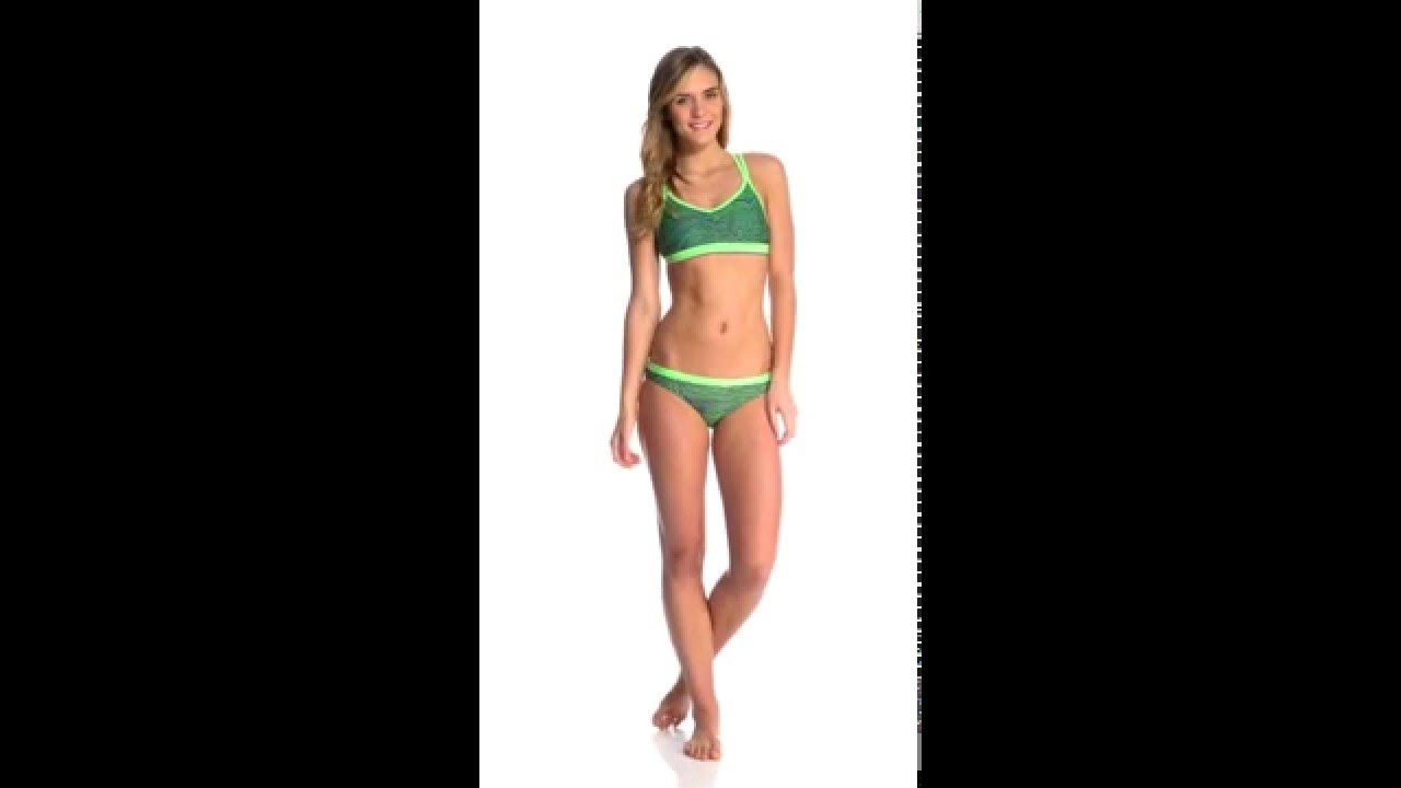 a87d60a91e18f Nike Women s Flow Crossback Sport Bra Bikini Top