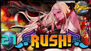 DFO Rush! - [Kunoichi] - IT'S GETTING HOT IN HERE!