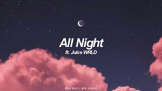 All Night ft. Juice WRLD | BTS (방탄소년단) English Lyrics