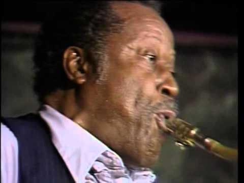 Eddie Lockjaw Davis In Europe 85