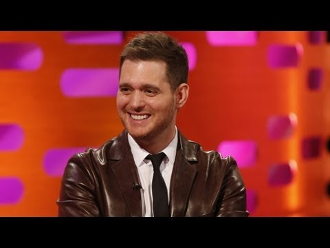 Michael Buble sings a text message - The Graham Norton Show - Series 12 Episode 5 - BBC One