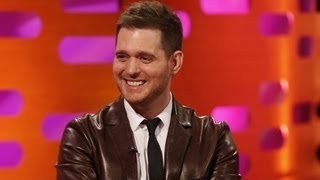 Michael Buble sings a text message - The Graham Norton Show - Series 12 Episode 5 - BBC One MP3