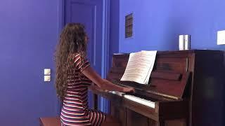 Book 2 - Prelude and Fugue in A major - Carolina Saddi Cury (MA)