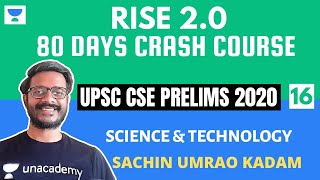 L16: Various Bio-Geochemical Cycles | Science and Technology | Crash Course Prelims 2020