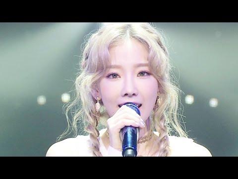 《Comeback Special》 태연(TAEYEON) - I(아이) @인기가요 Inkigayo 20151018