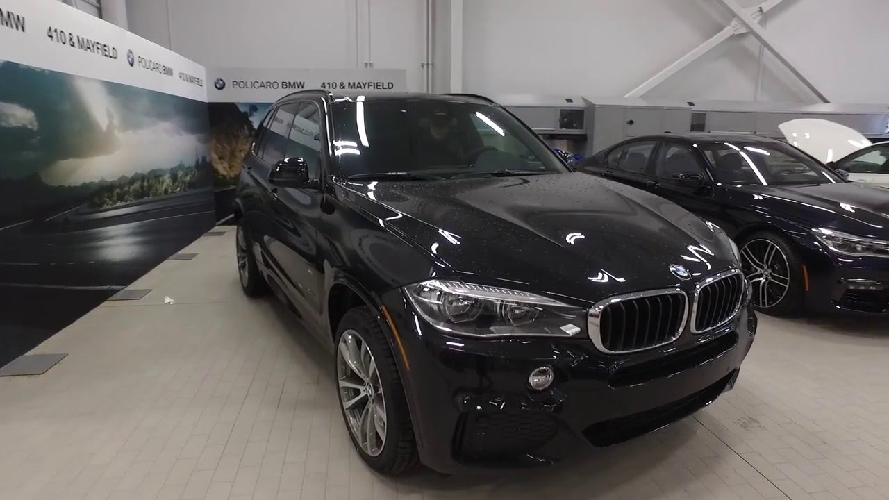 Bmw With 3Rd Row Seating >> 2016 Bmw X5 35i Xdrive 3rd Row Seating At Policaro Bmw Youtube