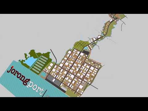 Jorong Port Development