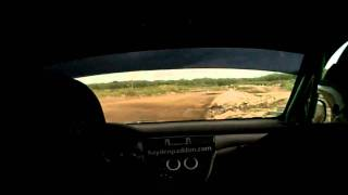 Paddon 2010 WRC Rally Japan Test