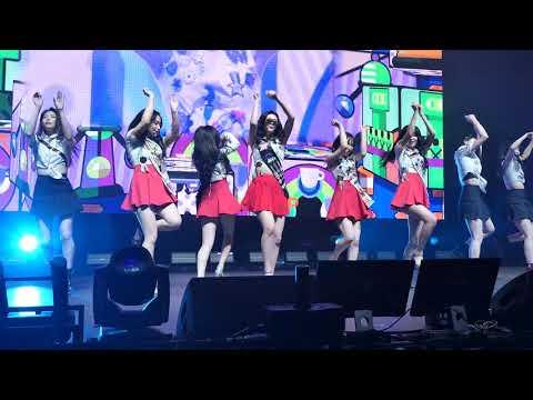 2019.02.07 Redmare Concert In LA - Red Velvet - Dance Break + Mosquito (Fancam)