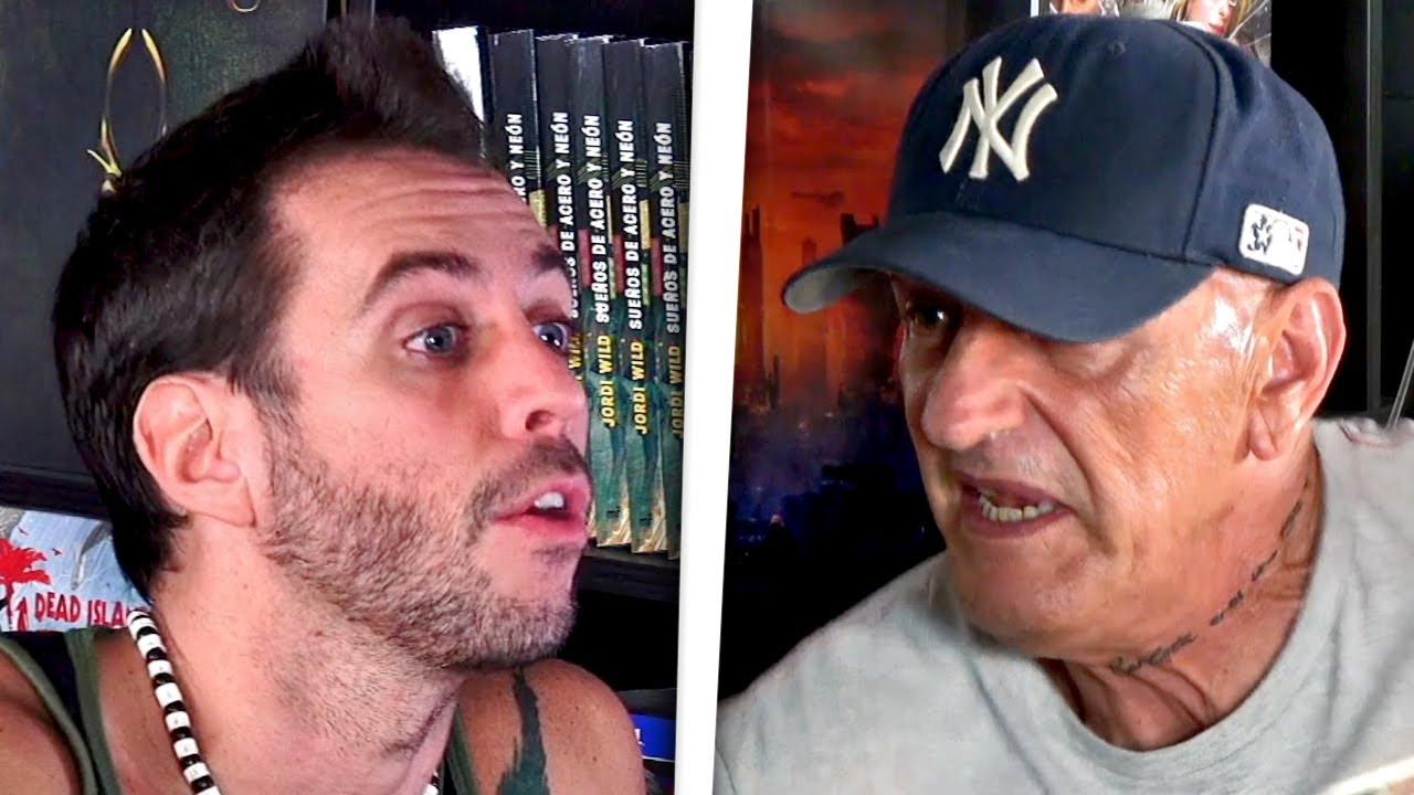 Acalorado debate entre Jordi Wild y Coto Matamoros a raíz de la homosexualidad y el orgullo gay