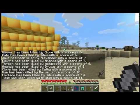 Minecraft-MOD Jogos Vorazes