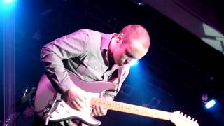 Mitch Laddie plays Skegness Rock & Blues 2013 (1)