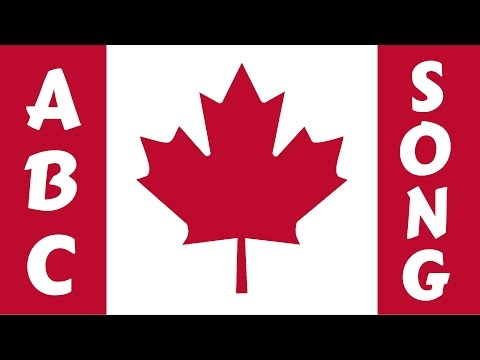 CANADA ABC Song (The Alphabet Song)