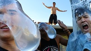 ICE COLD CONDOM CHALLENGE PRANK ft ALEX WASSABI