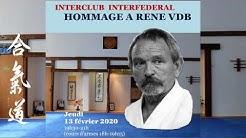 Aïkido : Interclub interfédéral hommage à René VDB (13 février 2020)